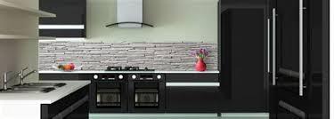 cuisine mur mur en cuisine 10 carrelage noir voir les collections