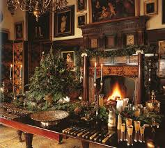 worcestershire country house at christmas cozy home pinterest