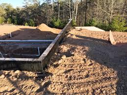 basement slab and garage slab wholesteading com