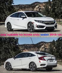 honda civic 2017 sedan rear fog light cover for honda civic 2017 car rear fog lights