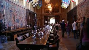 Overview Of The Dining Room Picture Of Hearst Castle San Simeon - Castle dining room