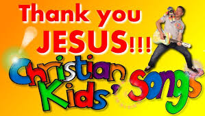 thank you jesus u0027 lyrics no video kids christian music sing along