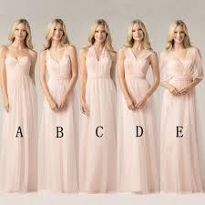 pink bridesmaid dresses blush pink bridesmaid dresses cheap vintage dressesblush