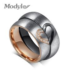 aliexpress buy modyle new fashion wedding rings for modyle 2017 new fashion heart rings for women men