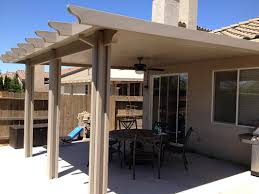 Aluminum Wood Patio by Lovely Decoration Patio Covering Terrific Wood Patio Covers
