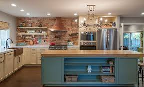 Island Ideas For Kitchens 50 Trendy Eclectic Kitchens That Serve Up Personalized Style