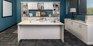 Custom Office Cabinets Home Office Design Workstation Organization Solutions Seattle