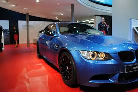 Bmw M3 Colour Monte Carlo Blue Bmw M3 Edition Showcased At Frankfurt Iaa