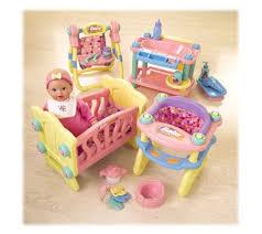 4 in 1 doll nursery center u2014 qvc com