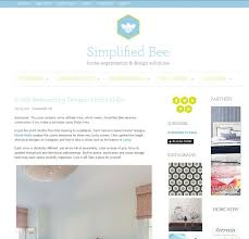 Simplified Bee by 11 Interior Design Websites For Design Newbies U0026 Non Experts 2015