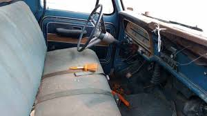 Ford Ranger Interior Parts 1969 Ford F 100 Ranger For 500