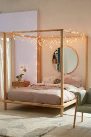 Wood Furniture Bed Designs Best 25 Wooden Canopy Ideas On Pinterest Modern Canopy Bed