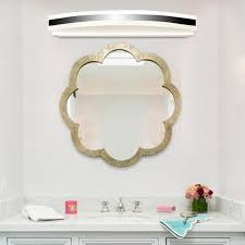modern 40pcs smd2835 8w led mirror light 40cm bathroom lamp