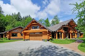 why build with cedar log homes ward log homes