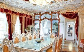 Rococo Interiors Dubai Baroque Decor