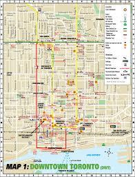 Canada City Map by Toronto Maps Canada Maps Of Toronto