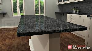 Support For Granite Bar Top Flat Wall Countertop Support Bracket U2013 The Original Granite Bracket