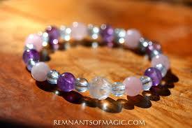 blue quartz bracelet images Combination power bead bracelets remnants of magic jpeg