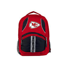 kansas city chiefs healthy halloween kansas city chiefs backpack captain style red and black more