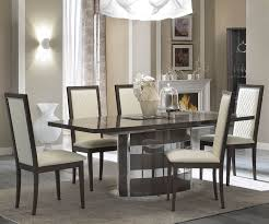 4 Chairs In Living Room by Camel Group Platinum Platinum Silver Birch Finish Small