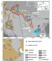 Co Surface Management Status Del Norte Map Bureau Of Land Management by