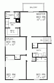 split bedroom floor plan ranch floor plans with split bedrooms ideas also awesome walkout
