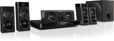 true sound home theater 5 1 3d blu ray home theater htb5510d 98 philips