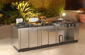 outdoor kitchen set zamp co