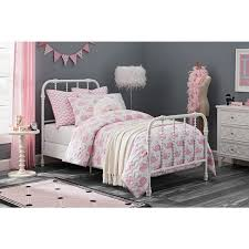 dhp jenny lind white metal twin bed free shipping today
