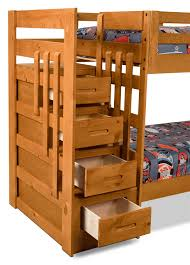 Ponderosa Staircase Bunk Bed The Brick - The brick bunk beds