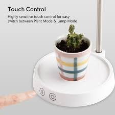 torchstar led indoor garden kit plant grow light height