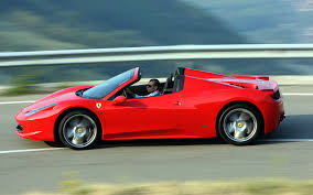 how much 458 spider 2012 458 spider drive motor trend