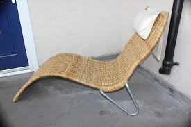 Chaise Longue Ikea Uk Wicker Chaise Lounge From Ikea In Southwark London Gumtree
