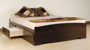 best 25 bed frame storage ideas on pinterest diy throughout queen