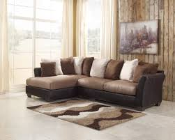Microfiber Sectional Sofa Furniture Cute And Pretty Ashley Sectional Sofa For Your Living