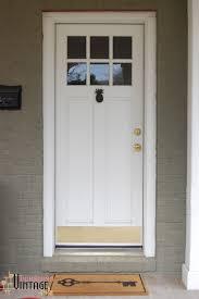 Exterior Back Door Front Door Painting Made Easy With Modern Masters