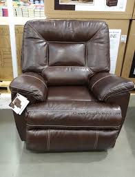 Berkline Leather Reclining Sofa Comfy Berkline Tullran Leather Rocker Recliner Costco