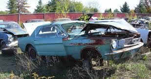 car junkyard near me cj pony parts u0027 all mustang salvage yard mustang news blog cj