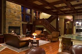 interiors home decor craftsman house interiors homes abc