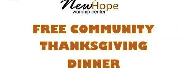 free community thanksgiving dinner ta fl nov 26 2015 11 00 am