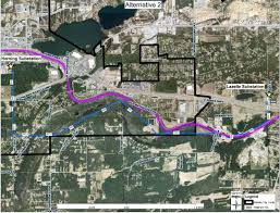 Route 95 Map by Wasilla Transmission Line Resource Center U2013 Matanuska Electric