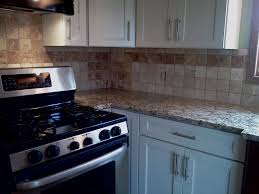 limestone kitchen backsplash decorating for limestone backsplash home design and decor