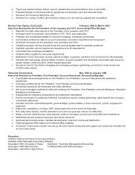 Sample Resume For Executive Assistant To Senior Executive by Senior Executive Assistant To The Ceo Svp