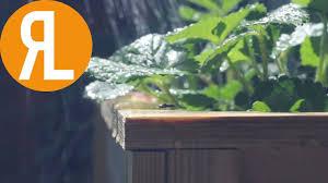 diy window flower boxes diy window planter box youtube