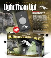 hog hunting lights for feeder boar light baited hog hunting light wild boar usa ugly dog ranch