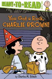 amazon com you got a rock charlie brown peanuts