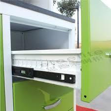 china supplier cheap self assemble kitchen cabinets laminate