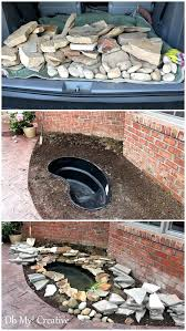 How To Build A Stone by Building A Backyard Waterfall U2013 Mobiledave Me