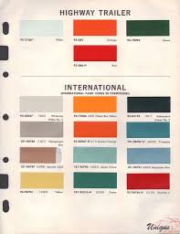 porsche mint green paint code international paint chart color reference