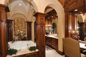 luxury master bathroom with spanish style spanish bathroom